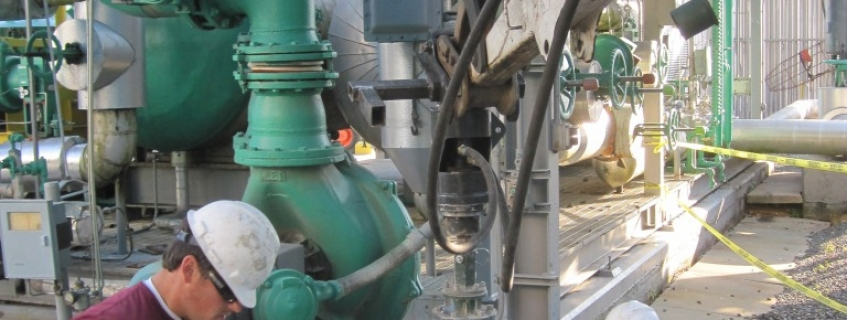 Helical Piles - Case Studies - Industrial / Commercial